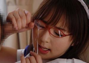 (眼鏡マニアえろ写真)眼鏡っ小娘にはガン射をキメるのが礼儀というのが属性持ちの流儀(▽∀▽)
