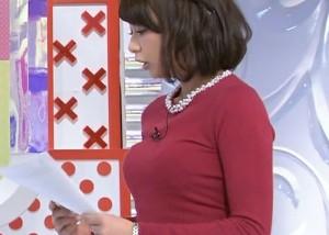 (アナウンサーえろ写真)TBSの新人アナウンサーのロケットお乳がヤバすぎと話題(*゚∀゚)=3