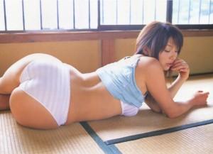 【純白パンツエロ画像】やっぱ白いパンツは、エロな気持ちの原点の色!