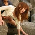 【青姦エロ画像】春の陽気に誘われたバカップルたちの青姦撮ったどー!