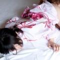 【クンニリングスエロ画像】オマンコを舐められて恥ずかしい!ケド、感じちゃう///
