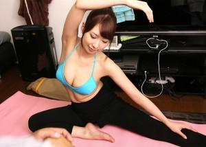 【エロ動画】呼んだダンス講師が巨乳過ぎるから本気で口説いてFUCK!(*゚∀゚)=3