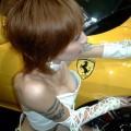 【キャンギャルエロ画像】オートサロンに咲く華!といえばやっぱりキャンギャル!
