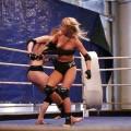 【キャットファィトエロ画像】これは格闘技というよりも女同士の破廉恥ショー!?w