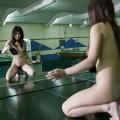 【全裸スポーツエロ画像】全裸でスポーツをすると当然、ここまでエロくなる件!