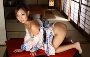 【和服エロ画像】やっぱり日本人は和服がいいと思うんだが!www