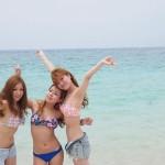 【素人水着エロ画像】寒いから夏場の女の子たちの水着姿でも見てみようずww