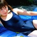 【スク水エロ画像】マニアックだけどどうしても興奮してしまうスク水!
