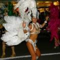 【サンバエロ画像】下着同然の姿で大衆の前で踊りまくる女の子たち!
