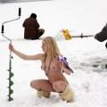 【洋物野外露出エロ画像】大胆に着衣を脱ぎ去る海外諸国の美女たちにフル勃起!