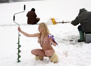 (洋物外露出えろ写真)大胆に着衣を脱ぎ去る海外諸国のモデルたちにフルボッキ☆