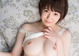 【エロ動画】確かに惚れる可憐さ…巨乳で可愛くても超敏感な美少女!(*゚∀゚)=3