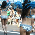【サンバカーニバルエロ画像】日本のサンバも本場に負けずとエロいんだぜ!?w