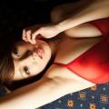 【透け下着エロ画像】こんな下着つけてても乳首やアソコが丸見えなんだよ?www