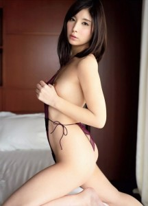 【芸能人エロ画像】遂にデビューした仲村みうの絶品ヌード先行公開!(*゚∀゚)=3