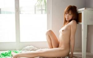 (ちっぱいえろ写真)美巨乳じゃなくてもいい☆こんなお乳ならワイ、超最高だな☆