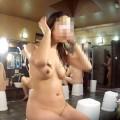 【女風呂盗撮エロ画像】男子が立ち入れない禁断の領域を盗撮したエロ画像