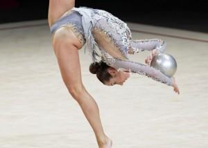 (アスリートえろ写真)女子体操選手の食い込む瞬間からは目が離せない☆(*´Д`)