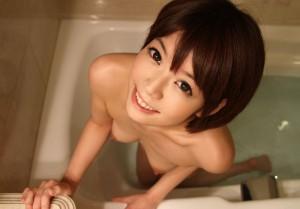 (入浴えろ写真)女子の入浴シーンってえろいんだけど、どこかカワイいと思うんだがww