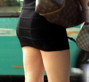(美足えろ写真)街中で見かけた美足の女子をフォーカスしてみた結果ww