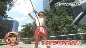 (テレビ放送事故えろ写真)予期せぬハプニング☆テレビで流れたガチめなえろハプニングwwww