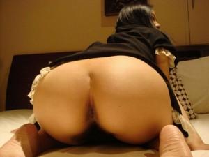 【アナル見せつけエロ画像】不浄の穴を見られることの興奮!アナルを見せ付ける女子!