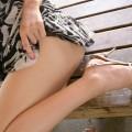 【美脚エロ画像】スラリと伸びた脚線美!美脚の女の子たちの画像集めたったw
