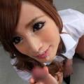 【顔射エロ画像】顔射の餌食になった女の子たちのザーメンまみれの顔が草ww