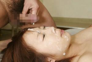 (ガン射えろ写真)ガン面ざーめんまみれのガン射の餌食にされた女子たちwwwwww