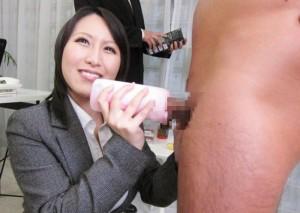 【オナホこきエロ画像】オナホールを使って男のペニスを刺激するオナホこき!ww