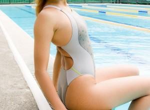 【競泳水着エロ画像】競泳用とは言うけれど…こんな卑猥な水着、勃起するわww