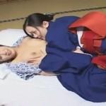 【エロ動画】レズな仲居さんがお客様にセクシャルマッサージ!(*゚∀゚)=3