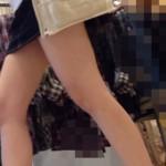 【美脚エロ画像】街中で見かけた美脚娘の脚線美に思わず視線が奪われるwww