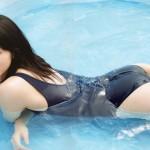【スク水エロ画像】ワイ将、スク水好きだからスク水の女の子たちの画像集めたった!