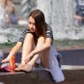 【海外パンチラエロ画像】海外の女の子たちがパンチラしている画像集めたった!