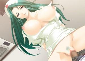 【二次エロ画像】ありえないミニだけど…患者に注射されるのが好きな二次ナース!(;´Д`)