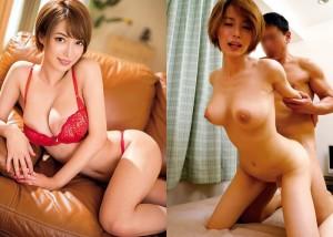 (君島みおえろ写真)レア級のデカ乳輪お乳を持つ美形オネエ様・君島みお☆(;´Д`)